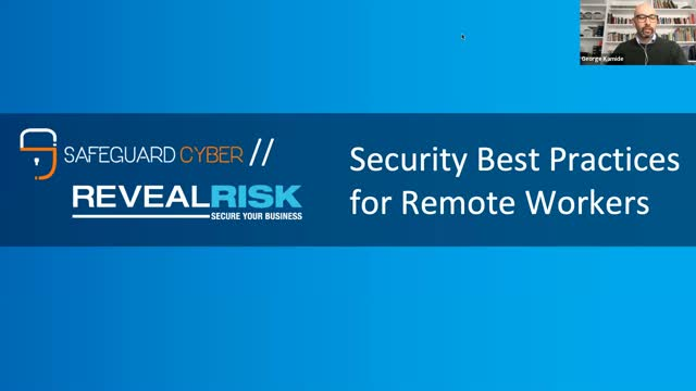 Security Best Practices For Your Remote Workforce