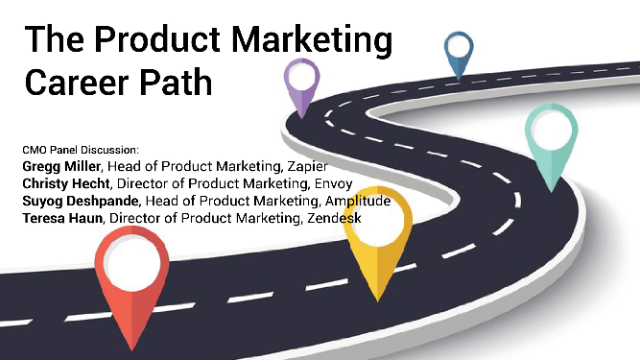 The Product Marketing Career Path