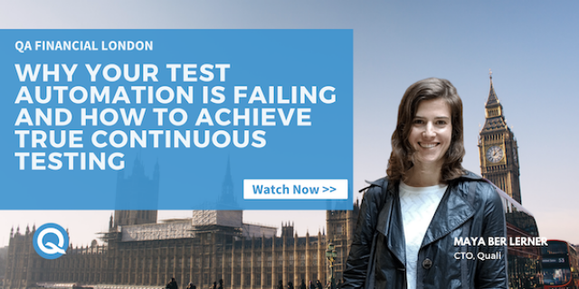 Why Your Test Automation is Failing and How to Achieve True Continuous Testing
