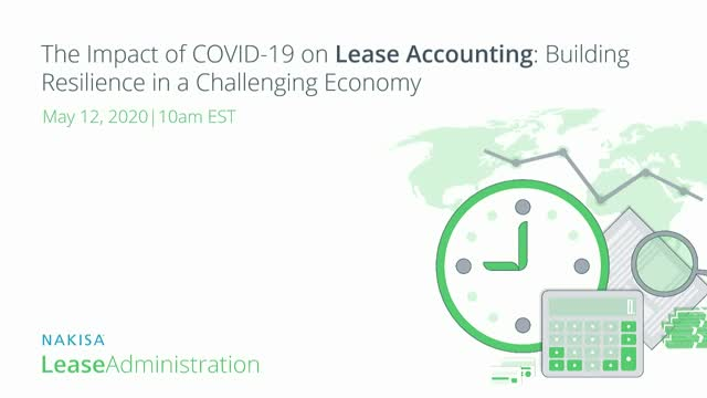 The Impact of COVID-19 on Lease Accounting