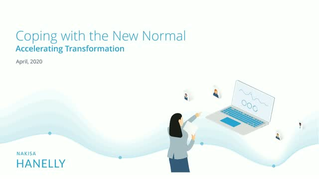 HR and Business Transformation: Coping with the New Normal