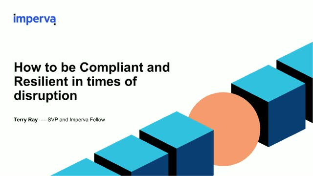 FinServ Compliance: How to be compliant and resilient in times of disruption