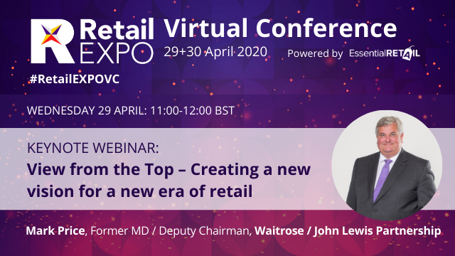 #RetailEXPOVC: View from the Top – Creating a new vision for a new era of retail