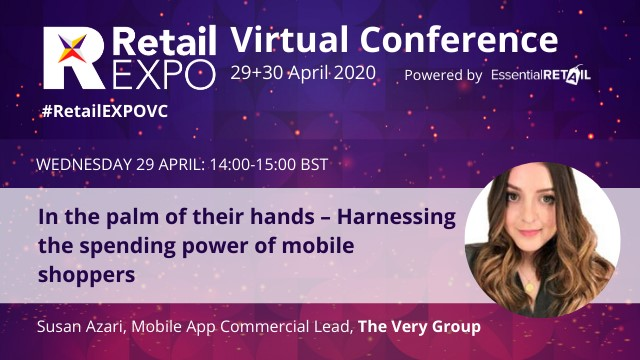 #RetailEXPOVC: In their hands – Harnessing the spending power of mobile shoppers