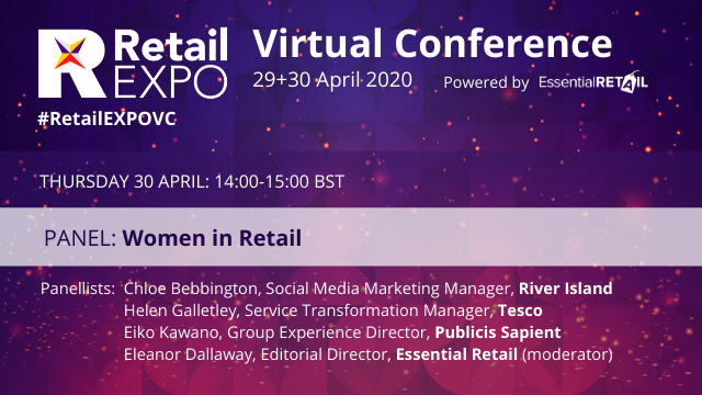#RetailEXPOVC: Women in Retail