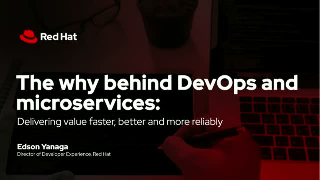 The Why Behind DevOps and Microservices
