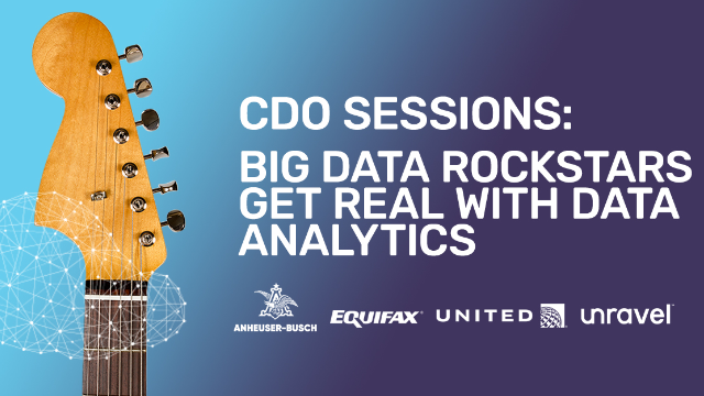 CDO Sessions: Getting Real with Data Analytics