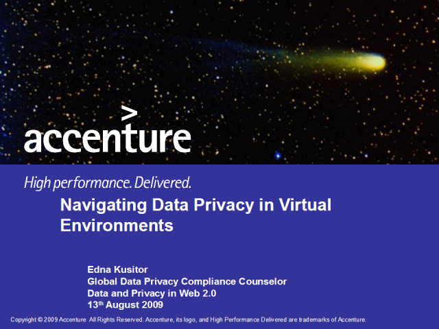 Navigating Data Privacy in Virtual Environments