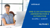 One-click Database Administration & Automation