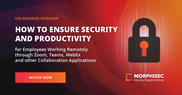 How to Ensure Security and Productivity for Employees Working Remotely