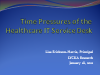 Time Pressures of the Healthcare IT Service Desk