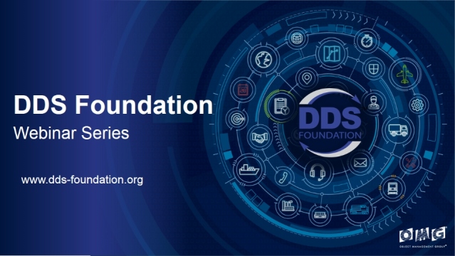 DDS Use Case:  Tactical  Microgrid Standard (TMS)