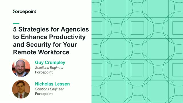 5 Strategies for Agencies to Enhance Productivity & Secure Your Remote Workforce