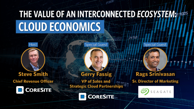 S2:E1 The Value of the Interconnected Ecosystem: Cloud Economics