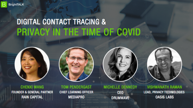 Privacy in the Time of COVID