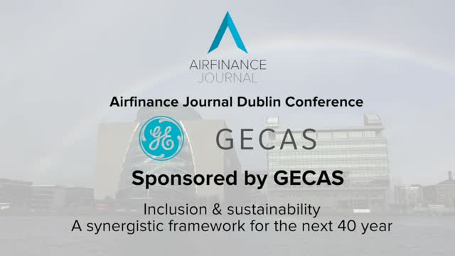 Airfinance Journal Dublin 2020 | Inclusion & Sustainability | Sponsored by GECAS