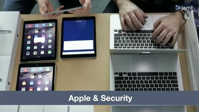 5 mythes over Apple Security