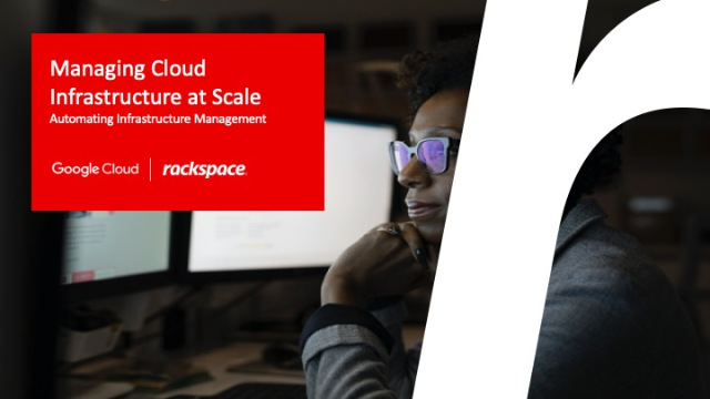 Managing Cloud Infrastructure at Scale
