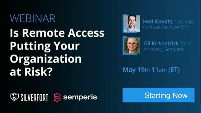 Is Remote Access Putting Your Organization at Risk?