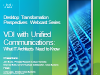 VDI with Unified Communications: What IT Architects Need to Know