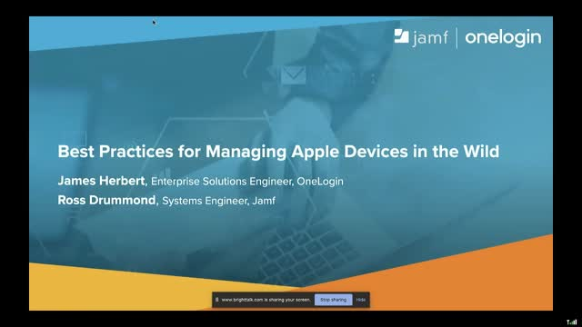 Best Practices for Managing Apple Devices in the Wild: Secure and Empower Remote