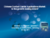 Chinese Contact Center Applications Market: Is the growth locking down?