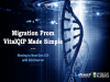 Evolve Your Network: Migration From VitalQIP Made Simple