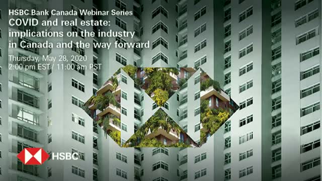 COVID-19 & real estate:implications on the industry in Canada + the way forward