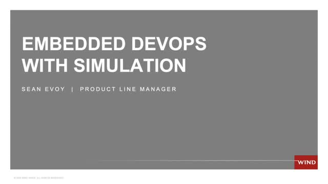 Achieving DevOps in Embedded Software Development