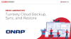 Turnkey Cloud Backup, Sync, and Restore with QNAP NAS