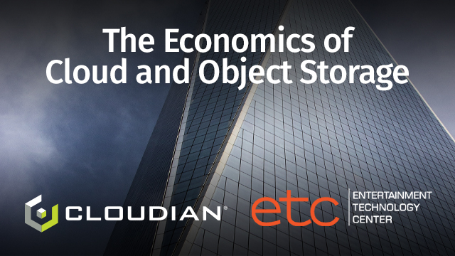 The Economics of Cloud and Object Storage