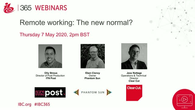 Remote working: The new normal?