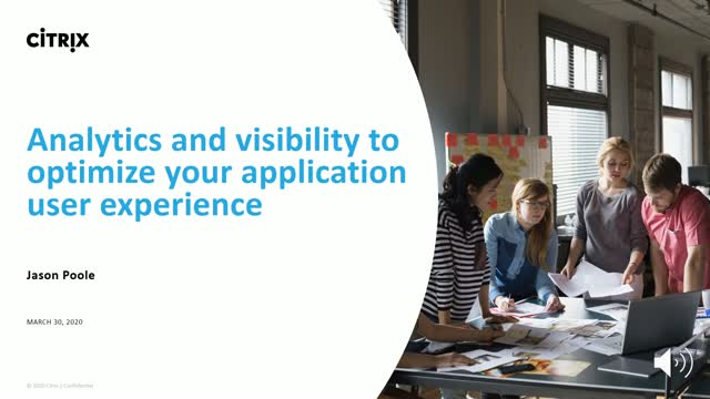 Analytics and visibility to optimize your hybrid cloud application user experien