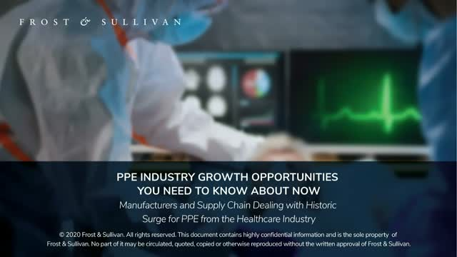 PPE Industry Growth Opportunities You Need to Know About Now
