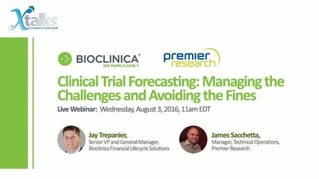 Overcoming Challenges with Cash Management and Reforecasting Clinical Trials