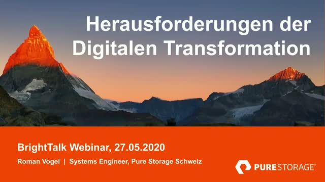 Herausforderungen der Digitalen Transformation