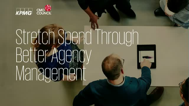 Stretch Spend Through Better Agency Management