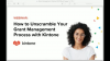 Learn How to Unscramble Your Grant Management Process with Kintone