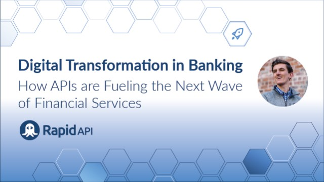How APIs are Fueling the Next Wave of Financial Services