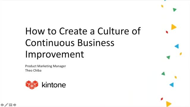 Learn How to Create a Culture of Continuous Improvement