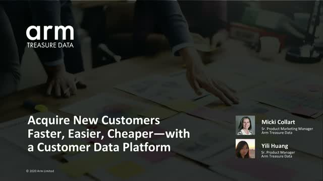 Acquire New Customers Faster, Easier, Cheaper—with a Customer Data Platform