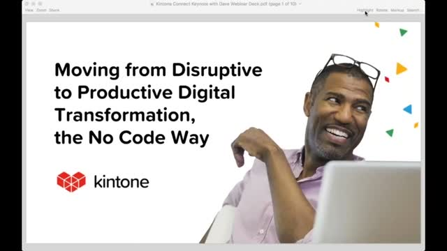 Move From Disruptive to Productive Digital Transformation
