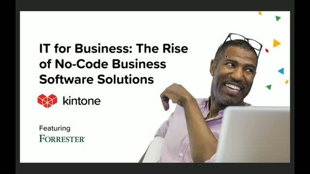 IT For Business and The Rise of No-Code Business Software Solutions