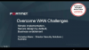 Overcoming WAN Challenges