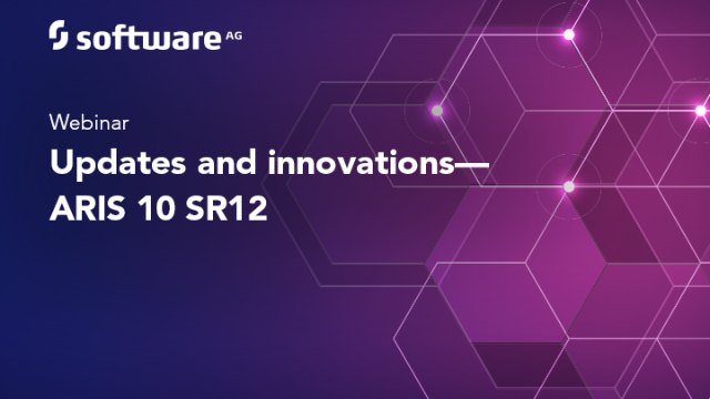 Updates and Innovations − ARIS 10 SR12