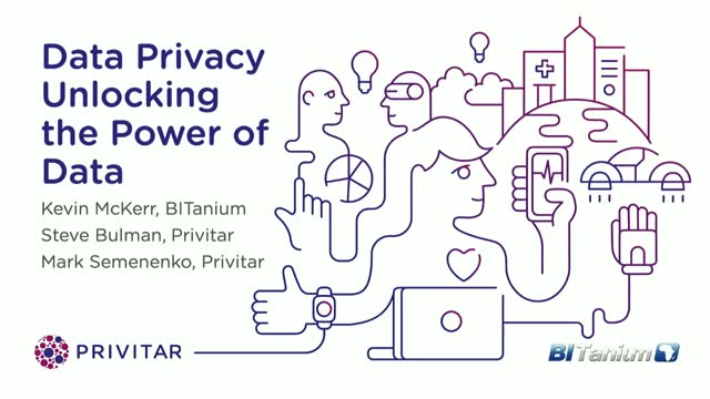 Data Privacy Unlocking the Power of Data