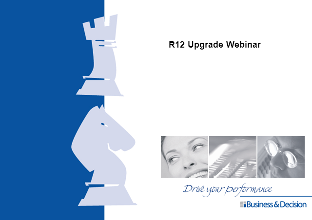 Upgrading to Oracle R12 - The Time is Now!