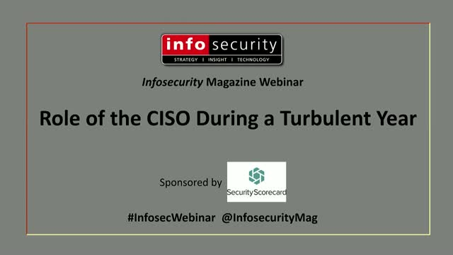 State of the CISO During a Turbulent Year