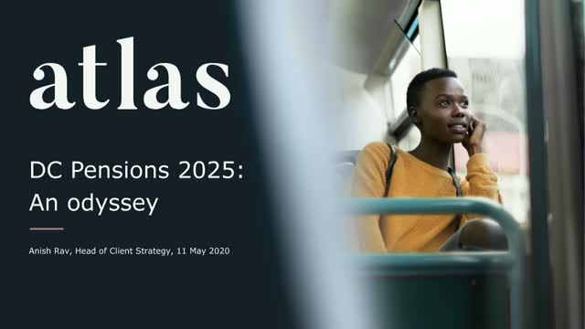 DC Pensions 2025 – An odyssey
