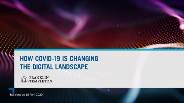 How Covid-19 is Changing the Digital Landscape